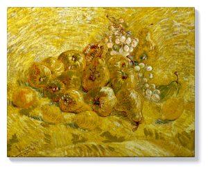 Ван Гог – Дюли, лимони, круши и грозде