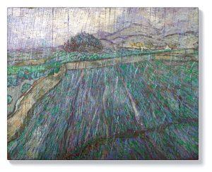 Ван Гог – Дъжд