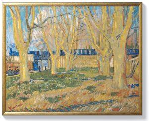 Ван Гог – Синият влак