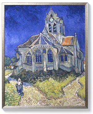 Ван Гог – Църква в Авер