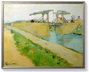 Ван Гог – Мостът Ланглоа