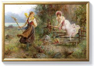 Ханс Зацка – Жени, които играят