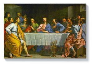 Филипе де Кампейн – Тайната вечеря