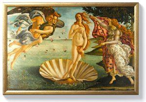 Алесандро Ботичели – Раждането на Венера